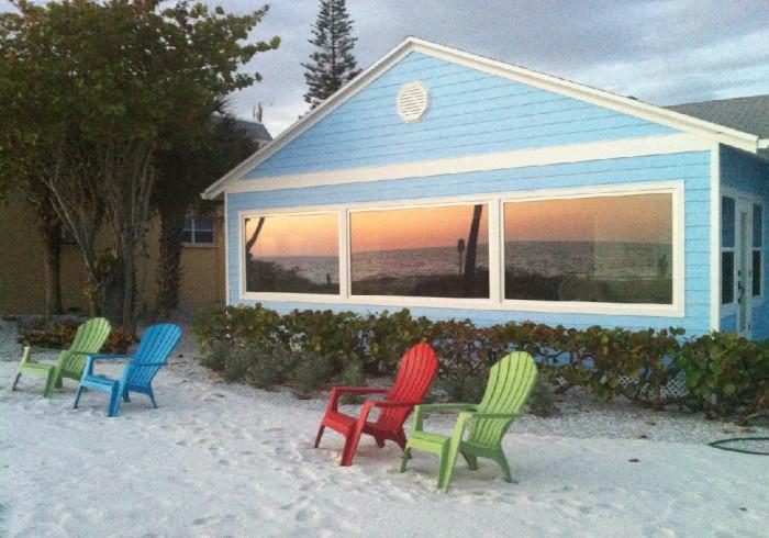 A House on Siesta Beach