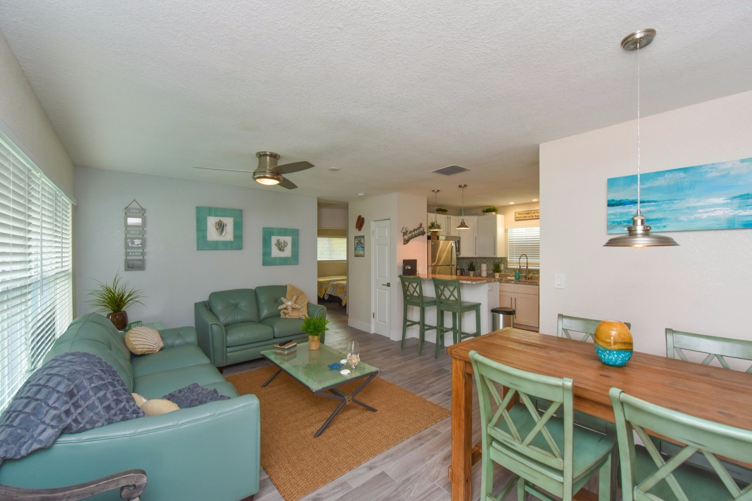 Sun and Sea (2 Bedroom 1 Bath) - Siesta Key Vacation Rentals