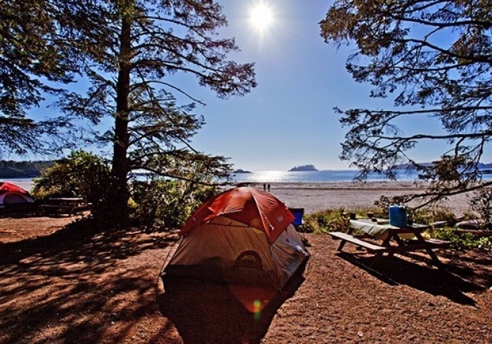 Bella Pacifica Campground - Tofino, Canada - Best Price