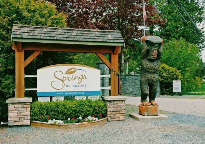 Springs RV Resort