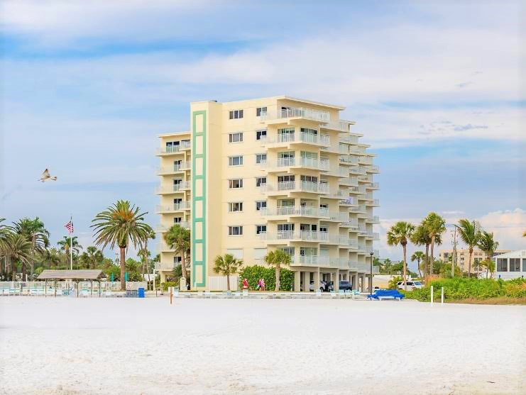 2 Bed/2 Bath Beachfront - Siesta Key Vacation Rentals
