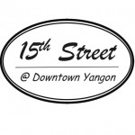 15th Street @ Downtown Yangon