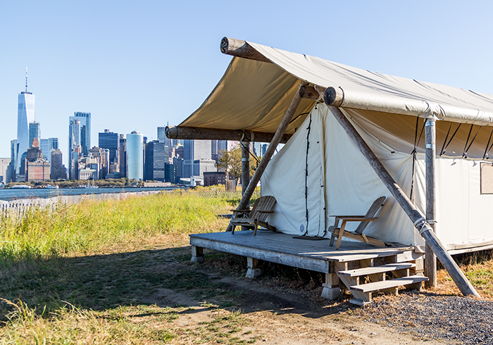 Collective Governors Island, a New York City Retreat