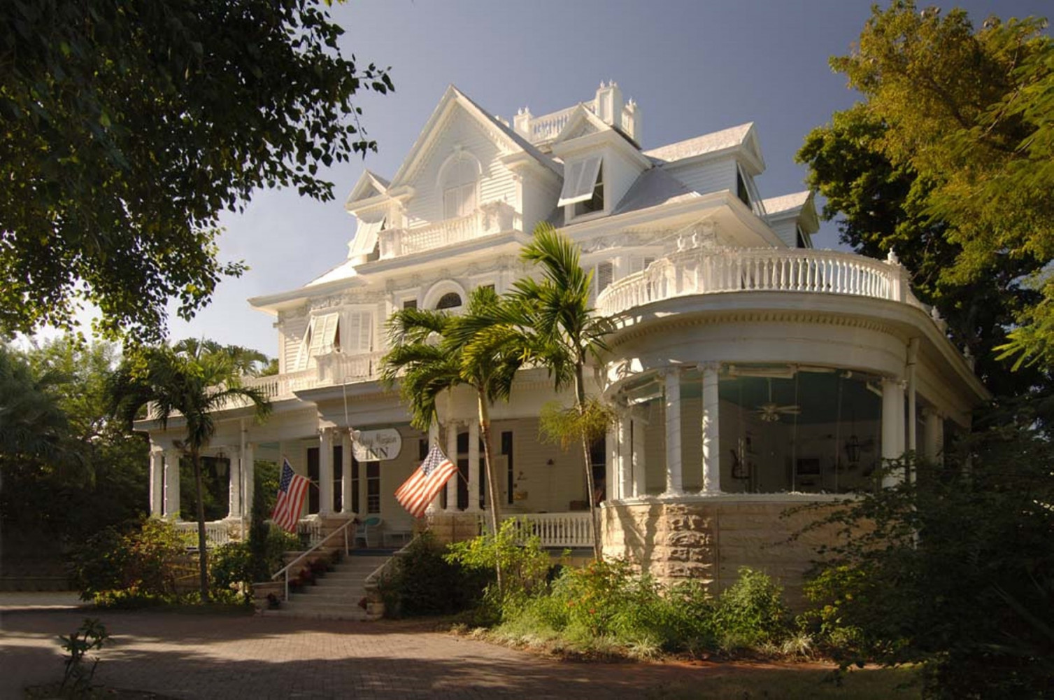 Amsterdam S Curry Mansion Inn Key West United States Of