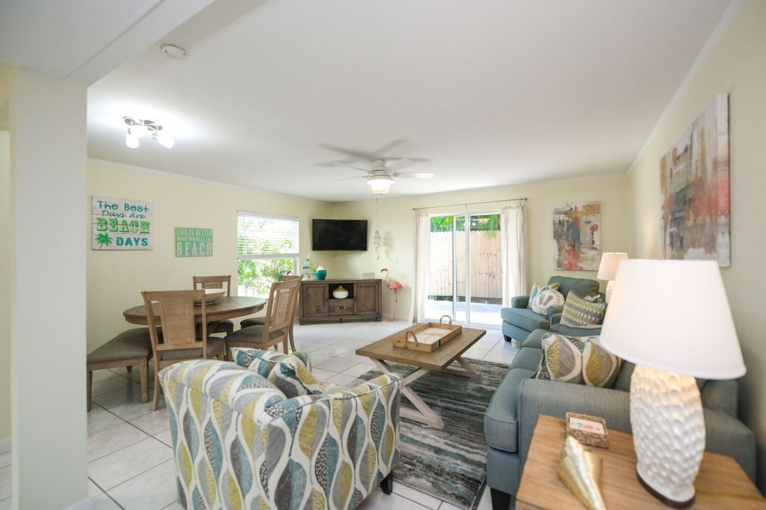 Pink Flamingo - Siesta Key Vacation Rentals