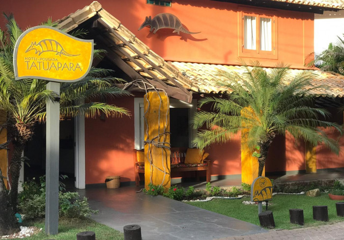 Hotel Pousada Tatuapara