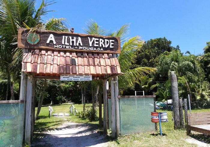 A Ilha Verde Hotel Pousada