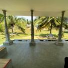 Mega vila garden view