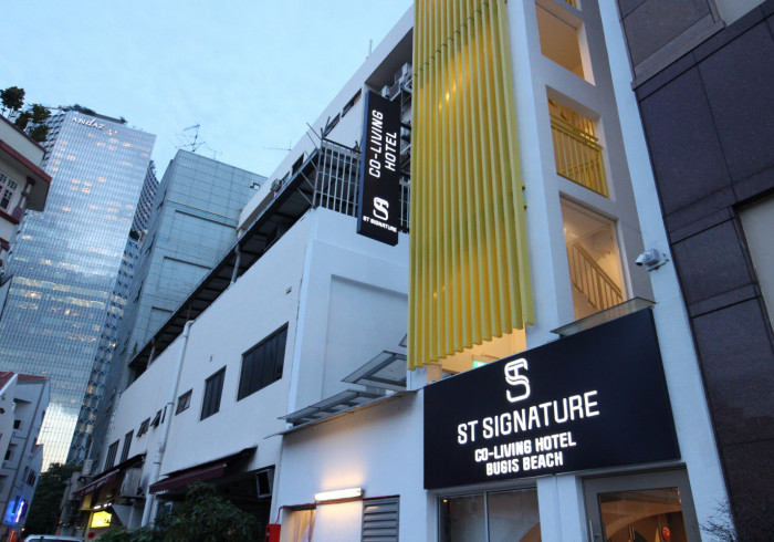 ST Signature Bugis Beach (8 hours, 11PM-7AM)( SG Clean, Staycation Approved)