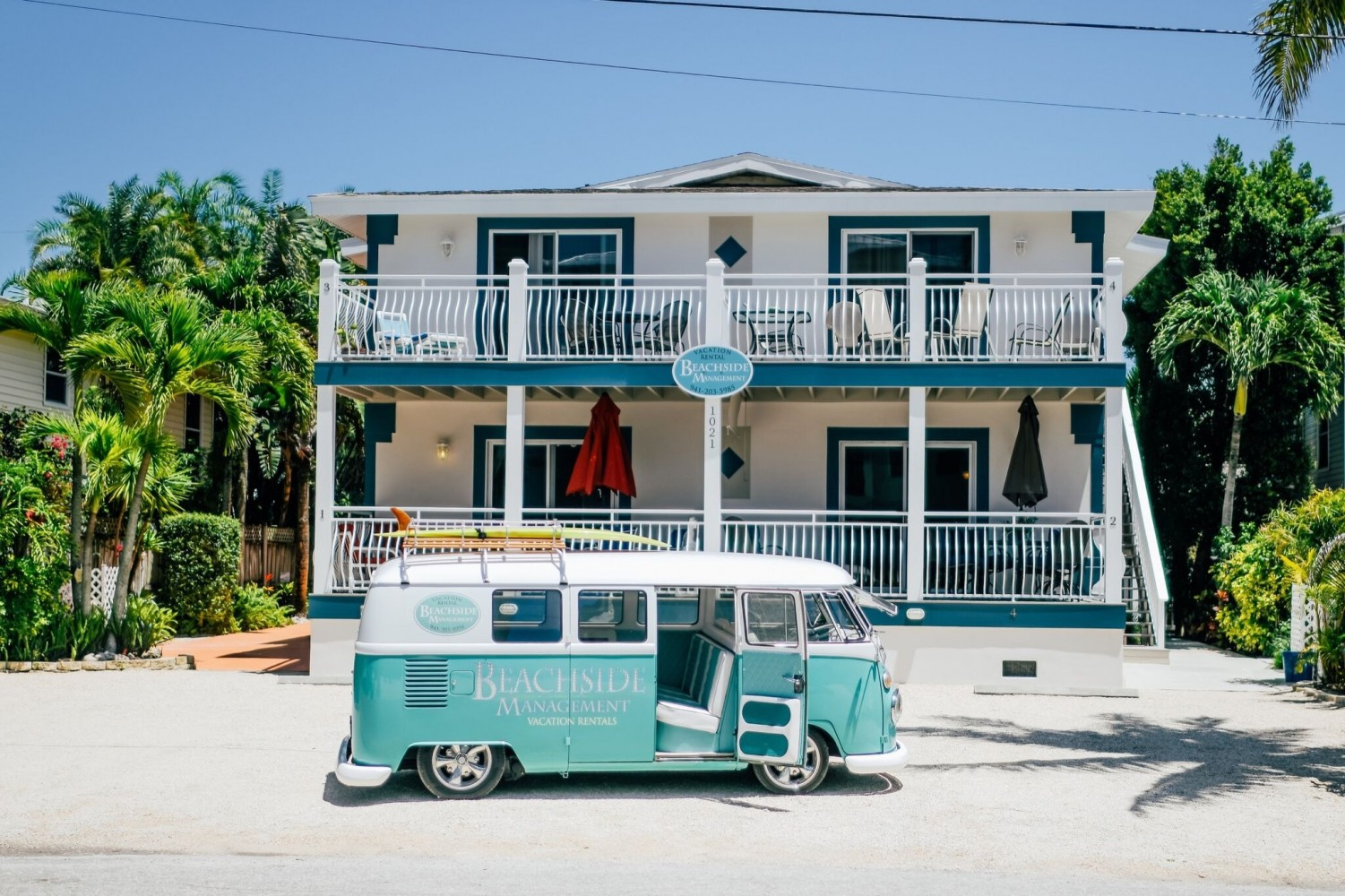 Cottage #4 - Siesta Key Vacation Rentals
