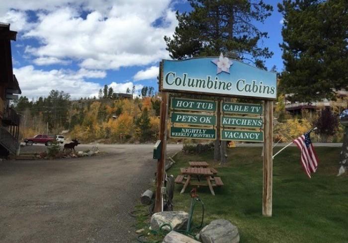 Columbine Cabins