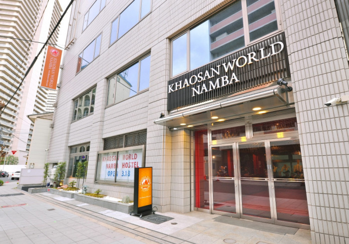 Khaosan World Namba Hostel