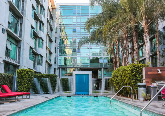 One Lux Stay near LA Live
