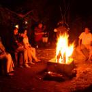 Bonfire & music evenings