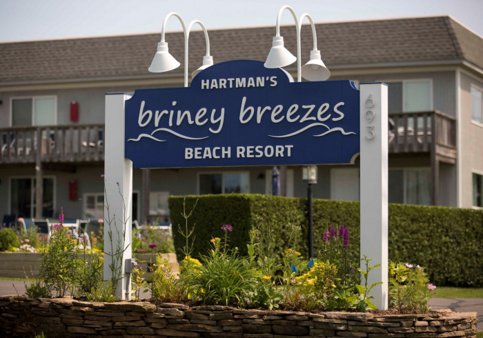 Hartman's Briney Breezes Beach Resort