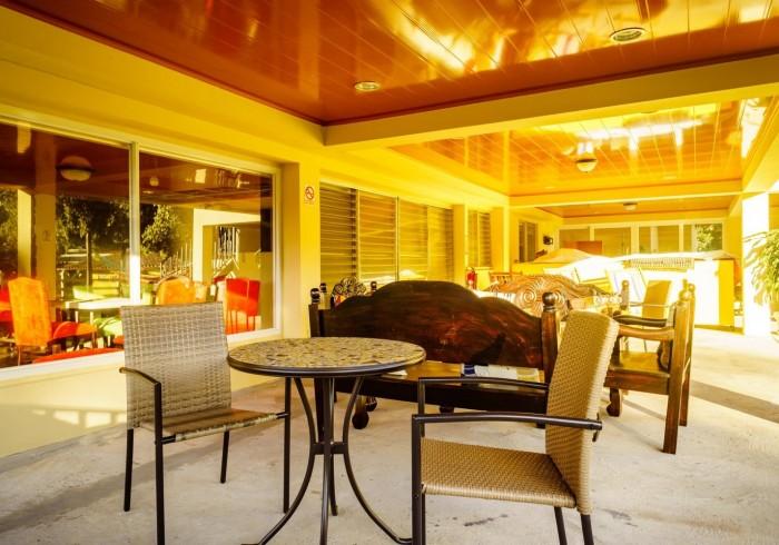 HOTEL CENTRAL BOQUETE