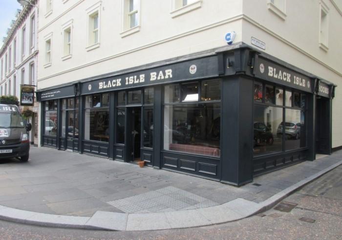 Black Isle Bar & Rooms
