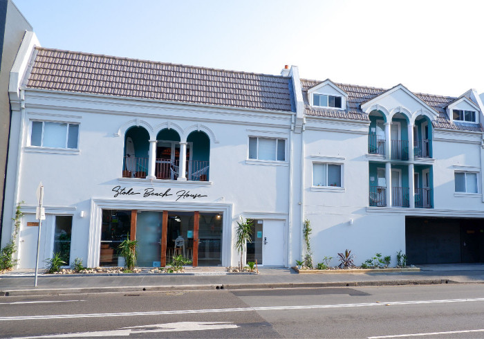 Stoke Beach House