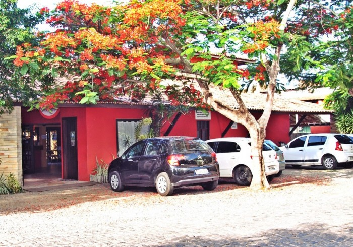Praia do Forte Hostel