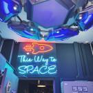 MET A Space Pod @ Arab Street