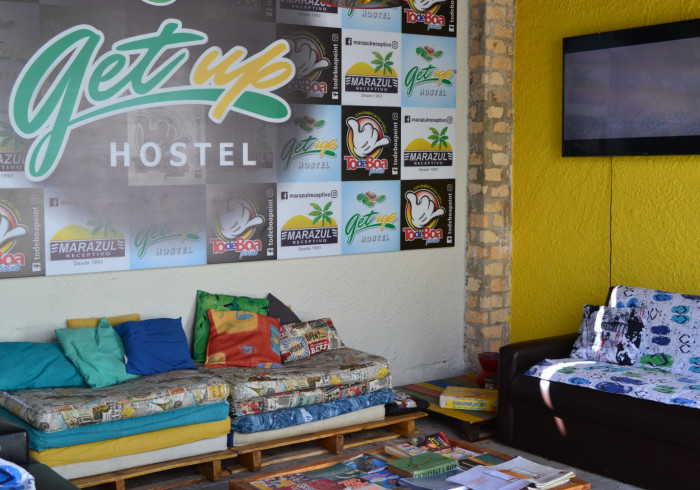 Get Up Hostel