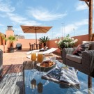 Luxury Rooftop Apartment Plaza Nueva