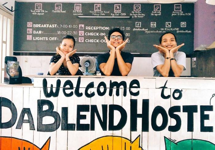 DaBlend Hostel