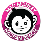 Mad Monkey Nacpan Beach